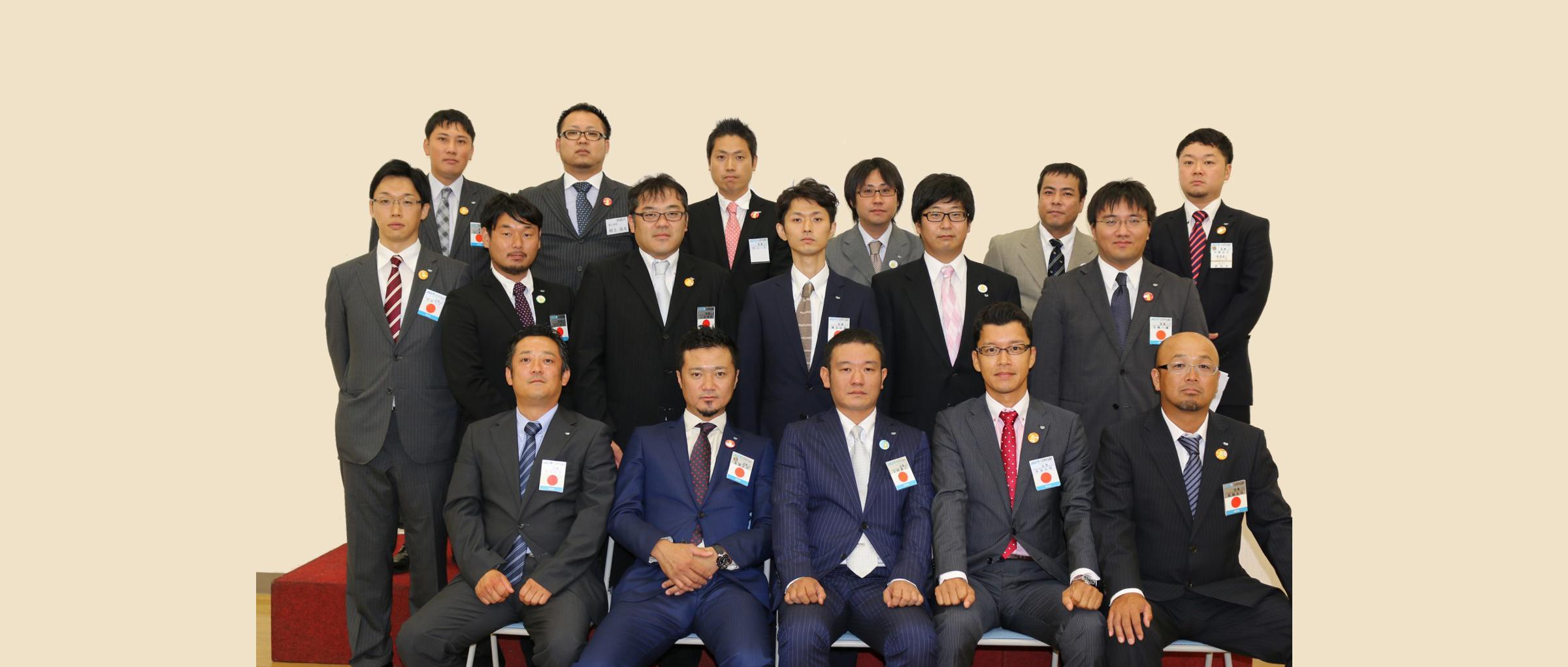 因島JC2015メンバー